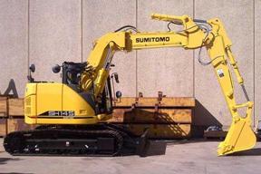 住友SH145XU-6挖掘机