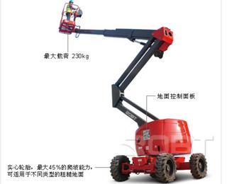 罗倍拓 BT01257 高空作业机械