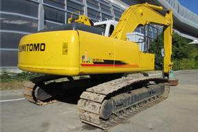 住友SH220LC-3挖掘机