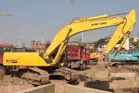 住友 SH350HD-3 挖掘機圖片