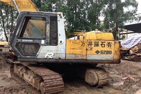住友S280F2挖掘机