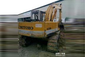 住友SH265挖掘机