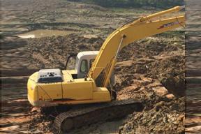住友SH200Z挖掘机