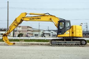 住友SH225X-5挖掘机