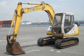 住友SH60X-2挖掘机