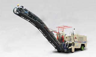 北方交通 KFX1200 銑刨機圖片