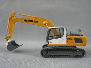 利勃海尔R916挖掘机
