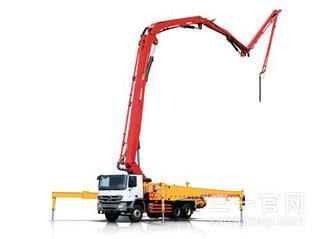 三一重工 SY5125THB 泵車圖片