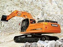 斗山 DX500LC-OEM 挖掘机