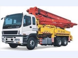 三一重工 SY5123THB9012III 泵車圖片