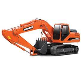 斗山DH420LC-7-OEM挖掘机