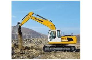 利勃海尔R906挖掘机