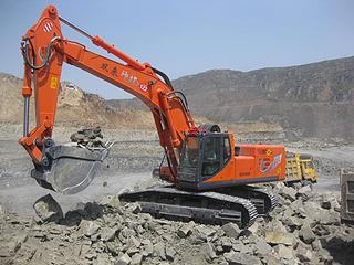 常林 ZS632 挖掘机