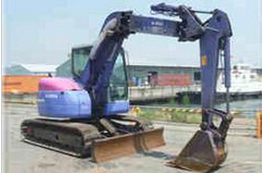 小松PC78UU-7挖掘机