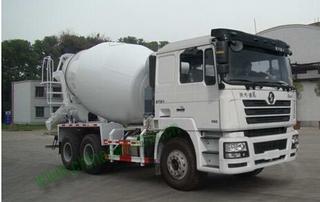 宇通重工 YTZ5257GJB43E 搅拌运输车