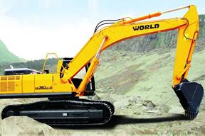 沃得重工 W2360LC-8 挖掘機圖片