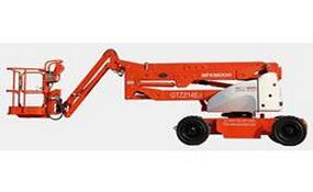 星邦重工GTZZ20高空作业机械