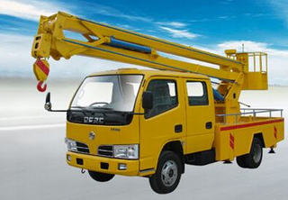 东风 DFJDF5050JGKB 高空作业机械