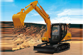 熔盛机械 ZY85-8 挖掘机