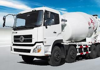 东风 DFDFZ5070FGJBSZ 搅拌运输车