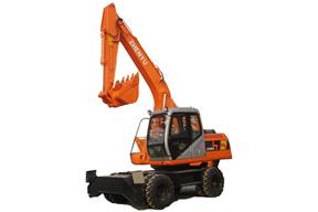 熔盛机械 ZYL160-8 挖掘机