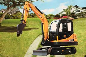 卡特重工 CT45 挖掘机