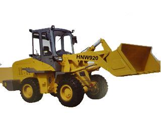 华南重工 HNW918 装载机