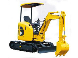 小松PC20MR-3挖掘机