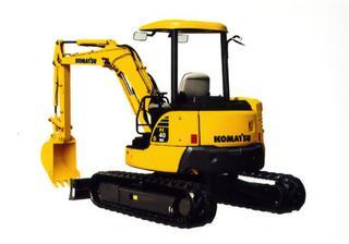 小松PC40MR-3挖掘机