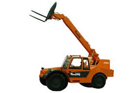 詹阳动力 JYL520-A高速 伸缩臂叉车
