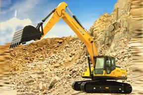 卡特重工CT220挖掘机