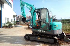 德力DL65-9挖掘机