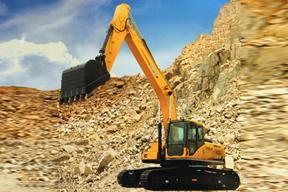 卡特重工CT260挖掘机