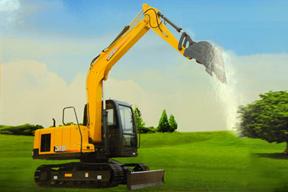 卡特重工CT85挖掘机
