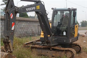 沃尔沃 EC60 挖掘机图片