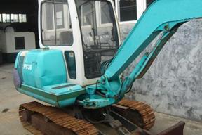 小松PC35-7E挖掘机