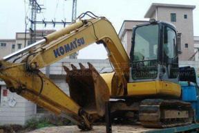 小松PC75US-2E挖掘机