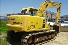 小松PC120L挖掘机