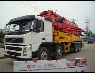 三一重工 SY5633THB72-7 泵車圖片