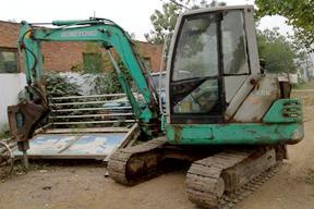 住友SH45A-2挖掘机