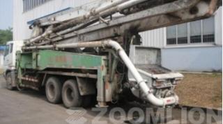 华菱星马 AH5256THB39 泵车
