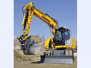 利勃海尔 A900CLitronic 挖掘机