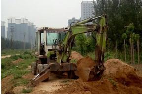 北京长城恩信 WYL70 挖掘机