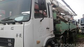 华菱星马 AH5310THB42 泵车
