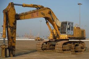 加藤 HD2500SE 挖掘机