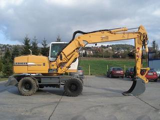 利勃海尔A316Litronic挖掘机