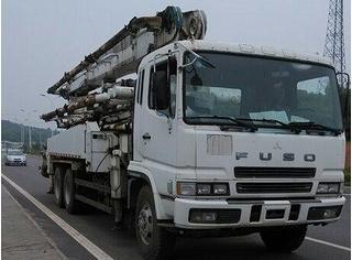 极东 PY120-37 泵车图片