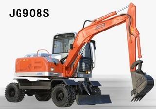 劲工JG908S挖掘机