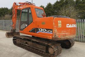 斗山S130LC-V挖掘机