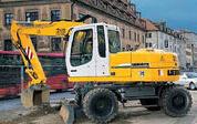 利勃海尔A312Litronic挖掘机